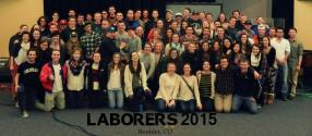 LABORERS CONFERENCE: Each spring we have a one night conference to further equip students to make disciples. It is like a mini Fall Conference.